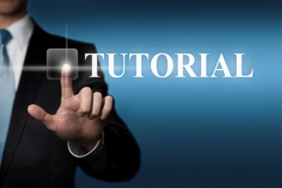 touchscreen - tutorial
